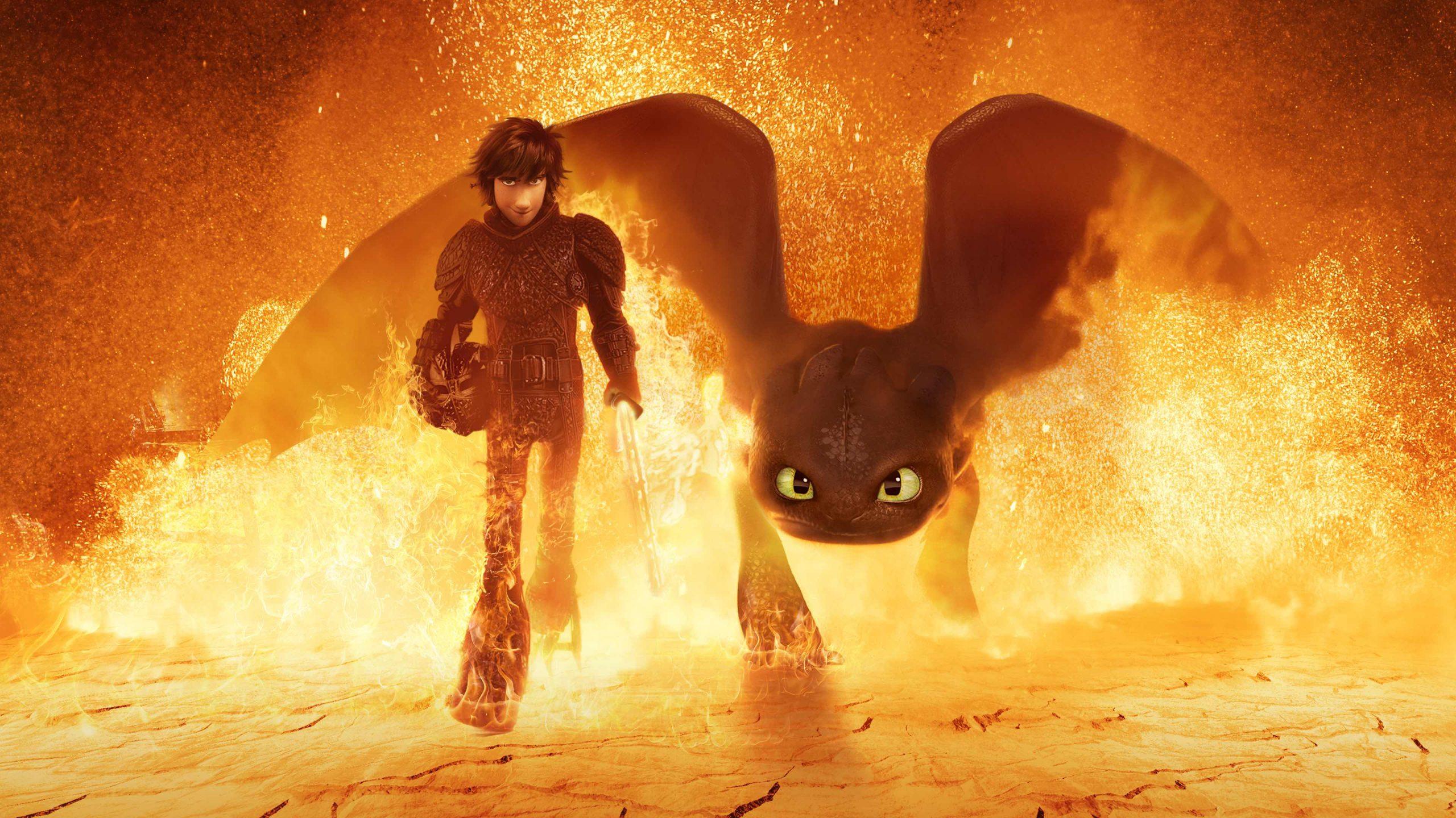 Cómo Entrenar a tu Dragón 3 – FOX Premium